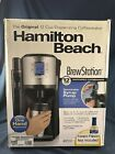 Hamilton Beach BrewStation 49150 12 Cups Coffee Maker - Black