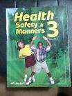 Abeka 3rd Grade Health Safety  Manners