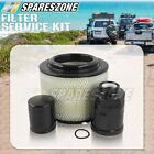 Oil Air Fuel Filter Service Kit For FORD FPV PURSUIT UTE 5.4L V8 PETROL 03-08