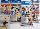 Disney Mickey Mouse Vacation Scrapbooking Stickers Packages Lot Minnie Pluto