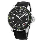 BLANCPAIN 45mm Stainless Steel Fifty Fathoms Diver # 5015 Box Warranty MINTY