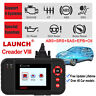 Launch X431 VIII OBDII Diagnostic Scanner Engine Transmission ABS SRS AS CRP123
