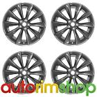 New 21 Replacement Wheels Rims Tesla Model S 2012 2013 Staggered Set Turbine
