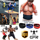 Palm Grip Weight Lifting Belt Gym Fitness Training Back Support Knee Sleeve AP
