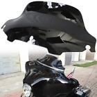 6 Black ABS Windscreen Windsheild for Harley Electra Street Glide Touring 96 13