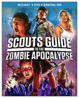 Scouts Guide to the Zombie Apocalypse Blu ray
