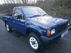 LARGER PHOTOS: Nissan D21 1-Ton pickup  4wd  1988  1 Owner from new  Only 18,700 miles