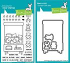 Lawn Fawn Youre Claw some Clear Stamp LF1405 or Craft Die LF1406