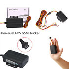 Black Waterproof Real Time Car GSM GPS GPRS Tracker Locator For Auto Motorcycle