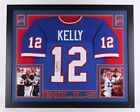 Jim Kelly Cards, Rookie Cards and Autograph Memorabila Guide 36