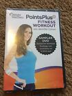 Weight Watchers Points Plus Fitness Workout Sampler DVD NEW