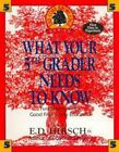 Core Knowledge What Your Fifth Grader Needs to Know  Fundamentals of a Good F