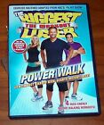 THE BIGGEST LOSER THE WORKOUT POWER WALK DVD