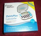 New Weight Watchers Points Plus Calculator Sealed in Plastic Bigger Buttons