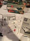 AMT 1962 T BIRD HARD TOP ORIGINAL BOX & INSTRUCTION & PARTS! S-222! CIRCA 1962!