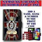 Personalised Royal Armoured Corps Regiment Samsung Galaxy S 345 Mini Case