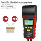 ANCEL BST500 12V  24V Car Heavy Duty Truck Bad Battery Analyzer Diagnostic Tool