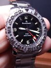 Blancpain Fifty Fathoms GMT 40mm 99% LNIB Full Bracelet MINTY Rare Discontinued