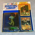 NOS Sealed Bo Jackson Starting Lineup 1990 Figure w/ 2 Cards Royals Kenner