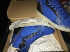 Creative Recreation Mens High Top Adonis Blue Blue Sport Fashion Sneakers 105