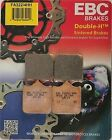 EBC Double-H Sintered Front Brake Pads  FA322/4HH