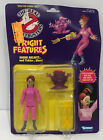 The Real Ghost Busters Janine Melnitz and Tickler Ghost Action Figure MOC