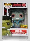 MARK RUFFALO SIGNED SAVAGE HULK AVENGERS ULTRON EXCLUSIVE FUNKO POP FIGURE +COA
