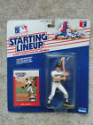 Will Clark 1988 Starting Lineup Action Fig San Francisco Giants Original Pkg