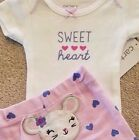 SWEET NEW CARTERS PREEMIE 2PC SWEETHEART MOUSE OUTFIT REBORN