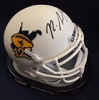 2016 Leaf Autographed Mini-Helmet Football 17