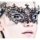 High quality Venetian Mask Metal Hand Made in Italy lacquered Rhinestone Crystal