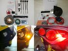 TS LED Turn Signal Kit + Horn for Can-Am Defender Commander Maverick Max Trail
