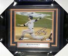 BUSTER POSEY AUTOGRAPHED SIGNED FRAMED 8X10 PHOTO SAN FRANCISCO GIANTS PSA DNA