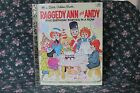 A Little Golden Book Raggedy Ann and Andy  Five Birthday Parties In A Row