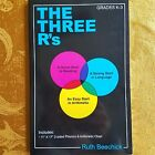 The Three Rs by Ruth Beechick Paperback Includes 2 Sided Phonics Math Chart