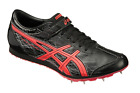 ASICS Mens TRIPLE JUMP PRO Field and Track Shoes Black Color Authentic