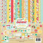 Echo Park Summer Bliss Collection Kit 12 x 12