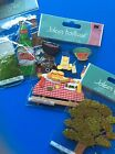 Jolees Picnic Scrapbooking Stickers Lot Family Tree Table Food Beer Grill
