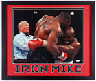 Mike Tyson Signs Autograph, Card and Memorabilia Deal with Upper Deck 7