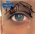 PRAYING MANTIS Cry for the New World, TINO CHRIS TROY Japan OBI Autograph SIGNED