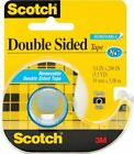 Scotch Double sided Tape 075 Width X 1667 Ft Length Removable Photo safe
