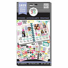 Create 365 The Happy Planner Basic Value Pack 30 Sheets 1829 Stickers