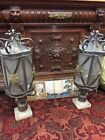 Spanish Revival Post Lamps Exterior Lighting Outdoors Lights