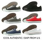 Converse Chuck Taylor All Star Canvas Multi Colors Low 100 Authentic NO BOX