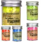 Stampendous fragments 5 neon colors resin jewelry making crafts scrapbooking