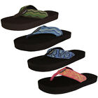 Teva Womens Original Mush Flip Flop Sandal Shoes