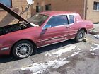 1983 Mercury Cougar  MERCURY below $2300 dollars