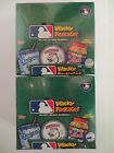 2016 WACKY PACKAGES MLB FIRST EDITION FACTORY SEALED HOBBY 24CT 2 BOX LOT