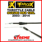ProX Suzuki DR-Z125L DR-Z 125L Big Wheel 2003-2014 Throttle Cable 57.53.110042
