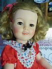 1950's Ideal Shirley Temple ST-17 Beauty w/  Rare Brown Eyes